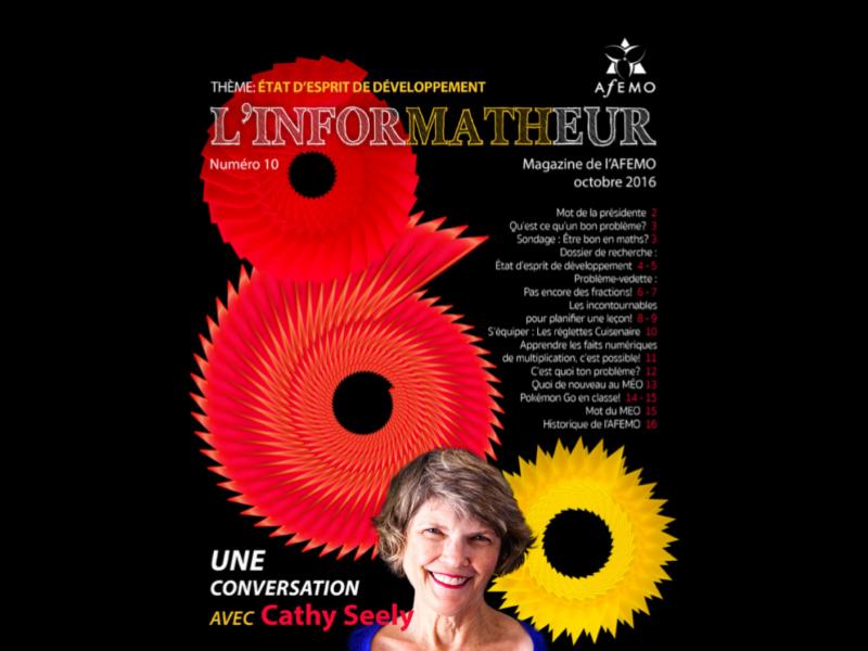 inforMATHeur – Volume 10