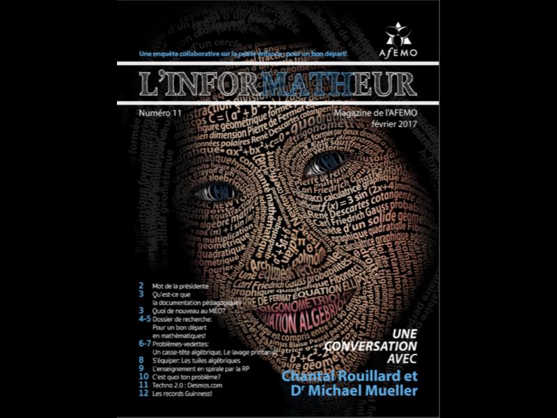 inforMATHeur – Volume 11
