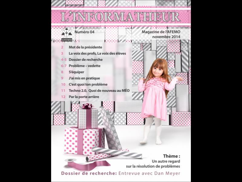 InforMATHeur – Volume 4