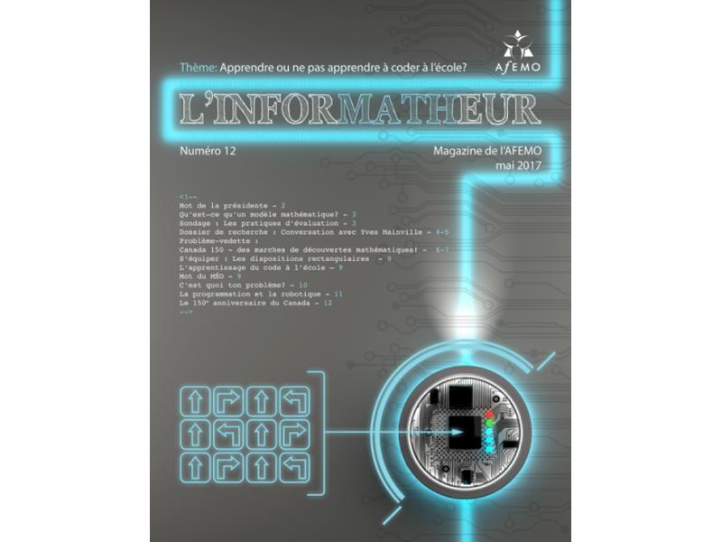 inforMATHeur – Volume 12